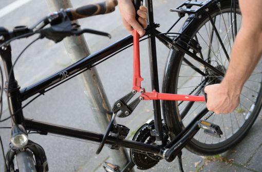 Polizei findet 17 gestohlene Fahrräder