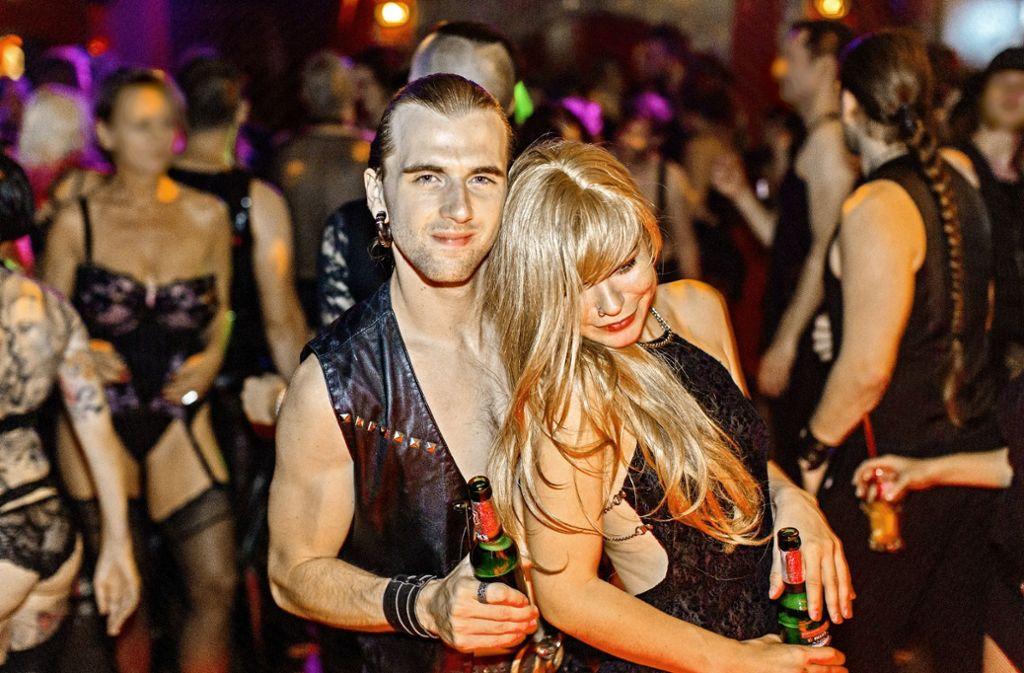 Master-Servant-Party im Insomnia: Berlin gilt als Hauptstadt der sexuellen Freizügigkeit. Foto: Noran Yesh- www-insomnia-berlin.de