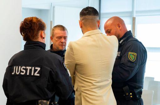 Neun Jahre und sechs Monate Haft für Angeklagten im Chemnitz-Prozess