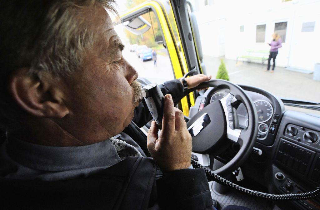 Die Alkolocks verhindern, dass alkoholisierte Menschen den Motor starten können. Foto: apa