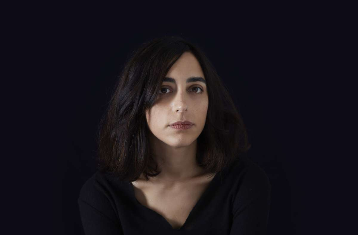 Claudia Durastanti wurde in Brooklyn geboren, wuchs in Süditalien auf und lebt heute in London. Foto: Lucas Agutoli