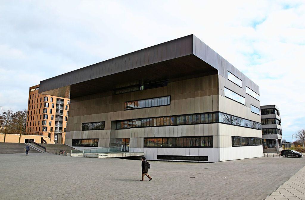 Im Ostfilderner Stadthaus hat der Gemeinderat die Eckwerte für den nächsten Haushalt mit großer Mehrheit beschlossen. Foto: Pascal Thiel