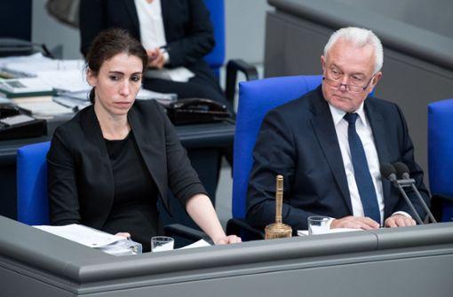 Wird eine AfD-Frau Vizepräsidentin des Bundestags?
