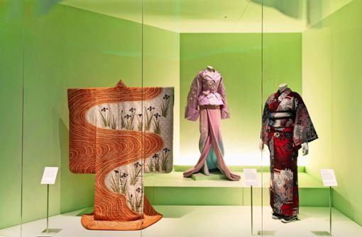 Haute Couture Kimono
