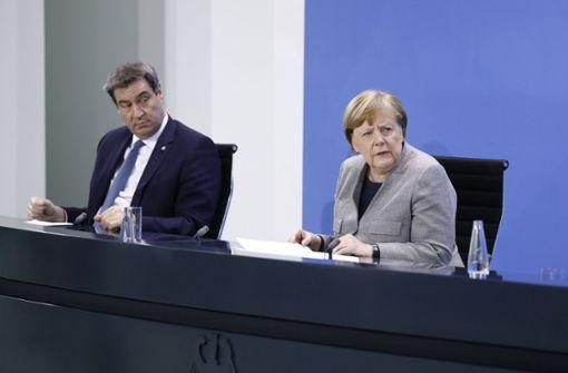 """Union im neuen """"Politbarometer"""" bei fast 40 Prozent"""