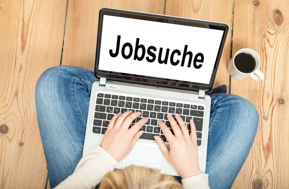 Jobsuchende werden mit vermeintlich lukrativen Stellenanzeigen geködert (Symbolbild). Foto: imago/STPP/imago stock&people