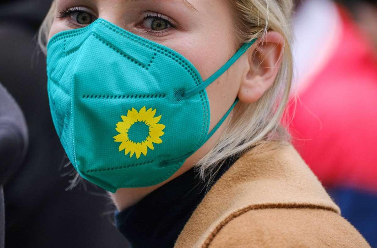 Die Grüne Jugend positioniert sich (Symbolbild). Foto: imago images/Michael Gstettenbauer