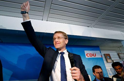 Koalitionsbildung in Schleswig-Holstein Erst Schamfrist, dann Jamaika