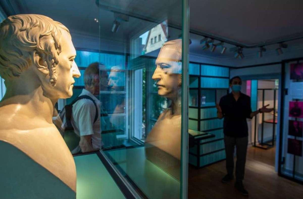 Das Hegel-Haus erfreut sich gleich am ersten Wochenende großer Beliebtheit. Foto: Lichtgut/Leif Piechowski