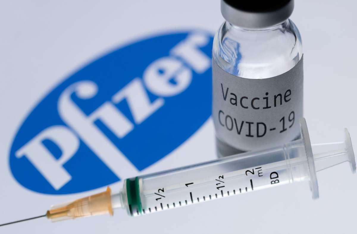 Das Vereinigte Königreich wurde mit dem Ja der Behörden am Mittwoch das erste Land der Welt, das den Impfstoff genehmigte. (Archivbild) Foto: AFP/JOEL SAGET