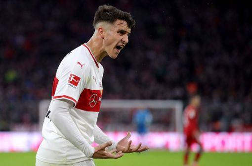 Marc Oliver Kempf kann sich  VfB-Zukunft vorstellen