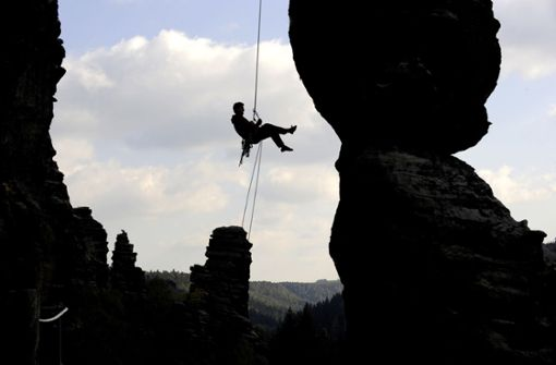 Pforzheimer stirbt bei Klettertour in Tirol
