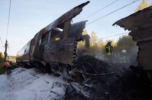 Alte ICE werden auf Brandgefahr überprüft