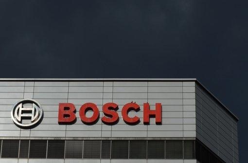 Bosch im Visier der Ermittler