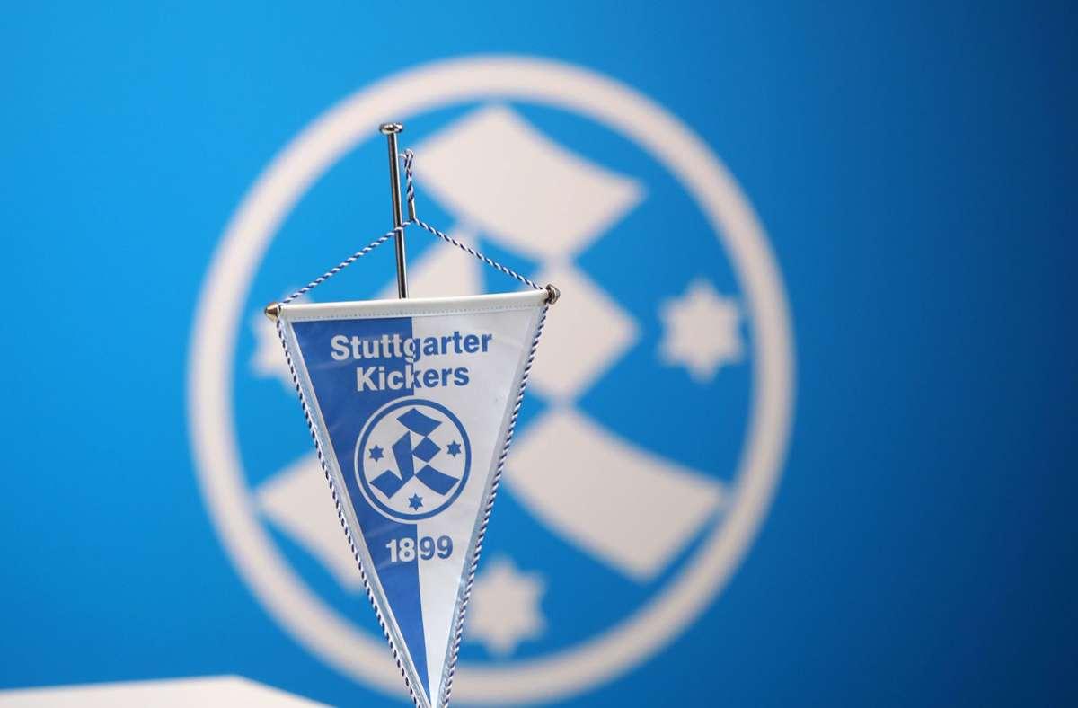 Die Stuttgarter Kickers sorgten in der Saison 1947/48 mit ihrer Offensivpower für Furore. Foto: imago images/Sportfoto Rudel