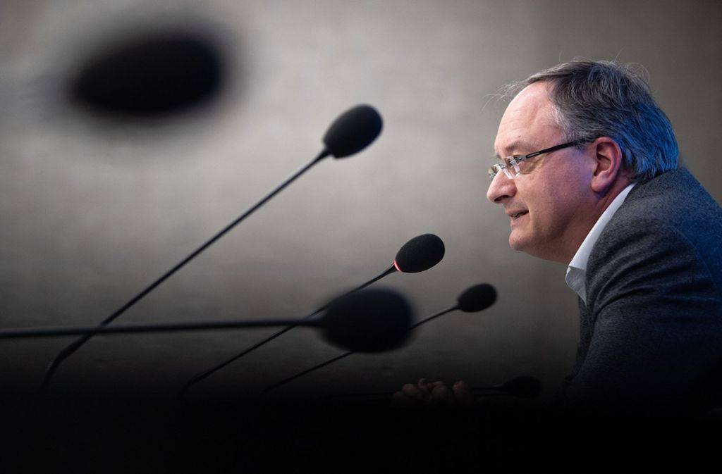 Die gebührenfreie Kita ist das zentrale Projekt der Landes-SPD unter ihrem Chef Andreas Stoch . Foto: dpa