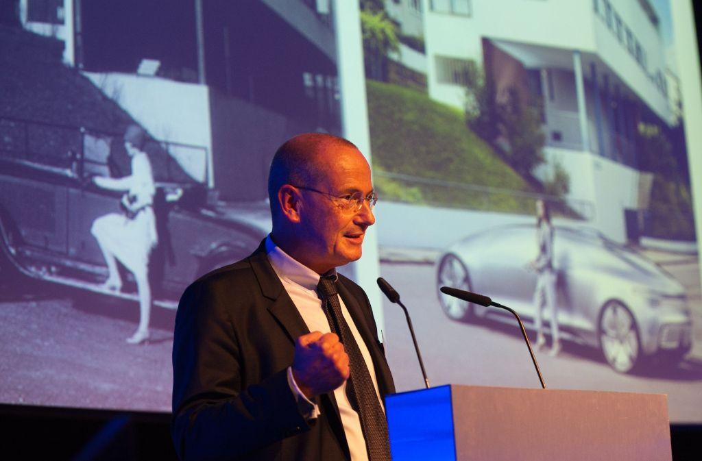 WRS-Geschäftsführer Walter Rogg forciert das Iba-Projekt. Foto: Lichtgut/