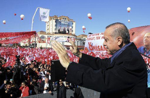 Nun will Erdogan über den EU-Beitritt abstimmen lassen