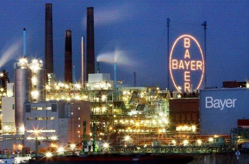 Bayer greift nach Saatgutkonzern Monsanto