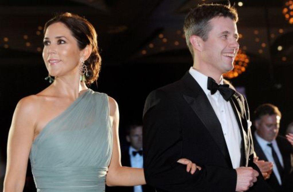 Auf Platz 1 der bestgekleideten Royals: Mary von Dänemark, ... Foto: dpa