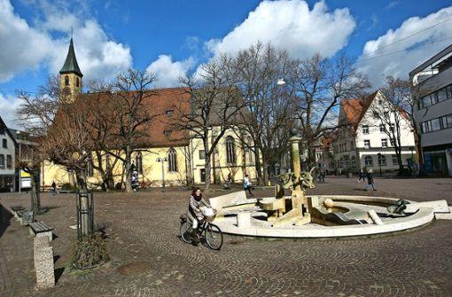 Die Sanierung des Schillerplatzes rückt näher