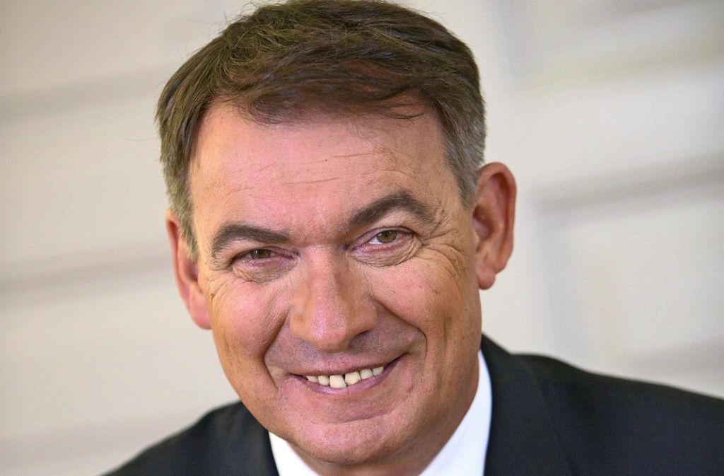Guido Till möchte Göppinger Oberbürgermeister bleiben. Foto: Michael Steinert/Archiv/ Michael Steinert/Archiv