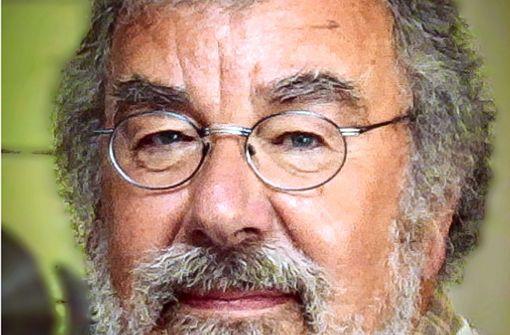 Trauer um  den Mann der  Hemminger Geschichte