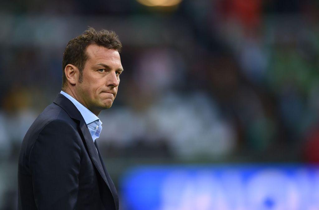 Markus Weinzierl gilt als heißer Kandidat für den Cheftrainerposten beim VfB. Foto: dpa