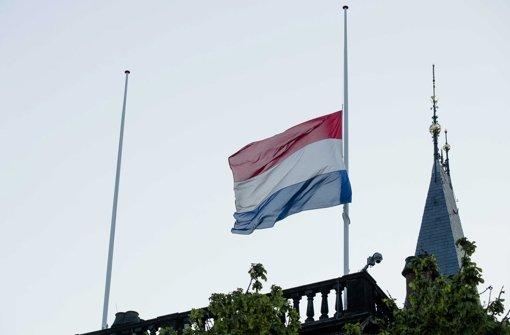 Niederlande trauern und erwarten Opfer