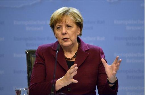 Hilfe für Merkel aus dem Südwesten