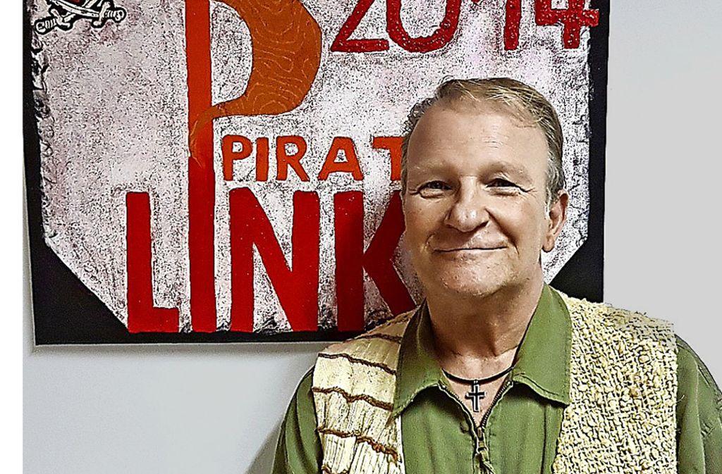 Christian Stähle gilt als besonders konfliktfreudiger  Lokalpolitiker, der keinem Streit aus dem Weg geht. Foto: privat