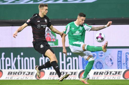 Bei Werder Bremen kämpfen sich Kalajdzic und Co. zum Erfolg