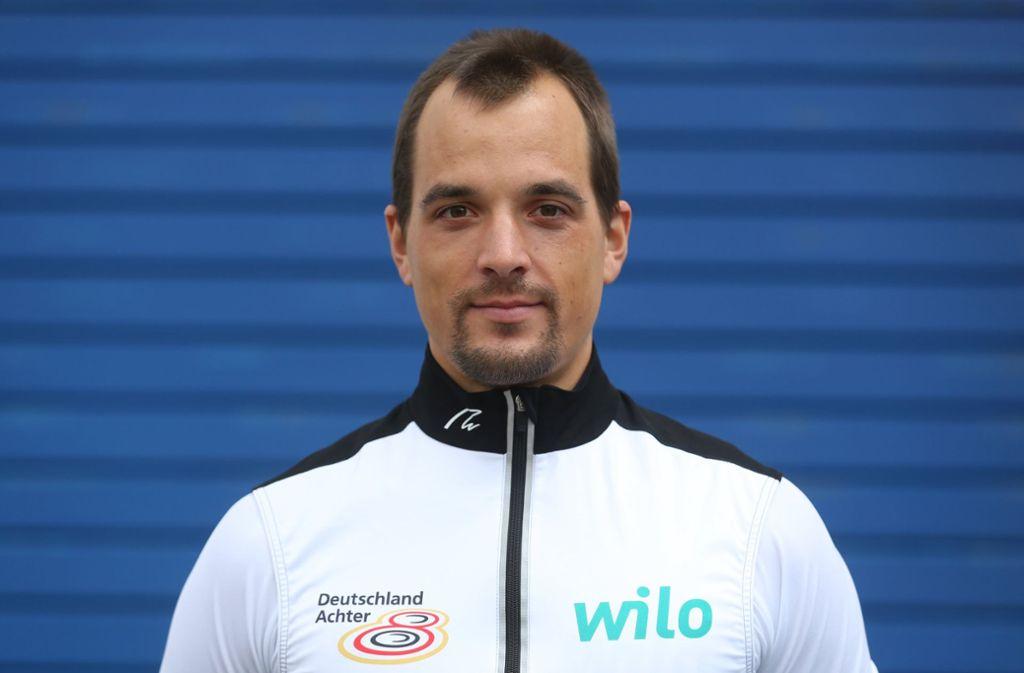 Ruder-Olympiasieger Maximilian Reinelt ist am Sonntag beim Skifahren im Schweizer St. Moritz gestorben. Foto: dpa