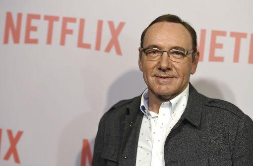 Netflix trennt sich von Kevin Spacey