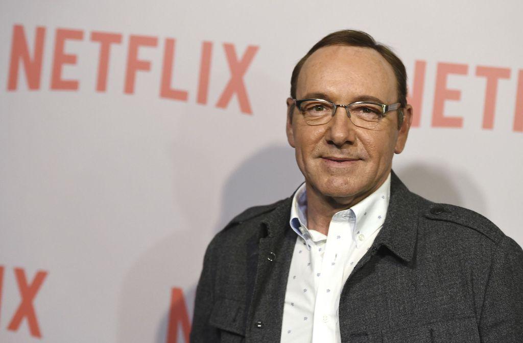 """Netflix trennt sich von """"House of Cards""""-Star Kevin Spacey. Foto: Invision/AP"""