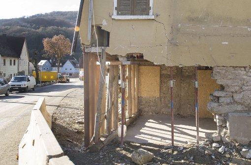 Braunsbacher müssen Opfer für Wiederaufbau bringen
