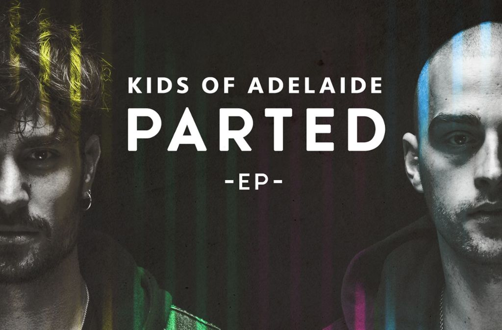 "Das Cover der Kids-of-Adelaide-Single beziehungsweise -EP ""Parted"" Foto: Kids of Adelaide"