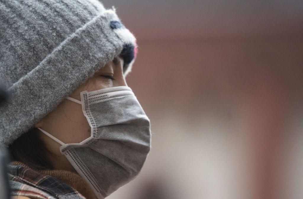 Mundschutzmasken: In Stuttgart erleben die Apotheken einen Kundenansturm. Foto: dpa/Dorothee Barth
