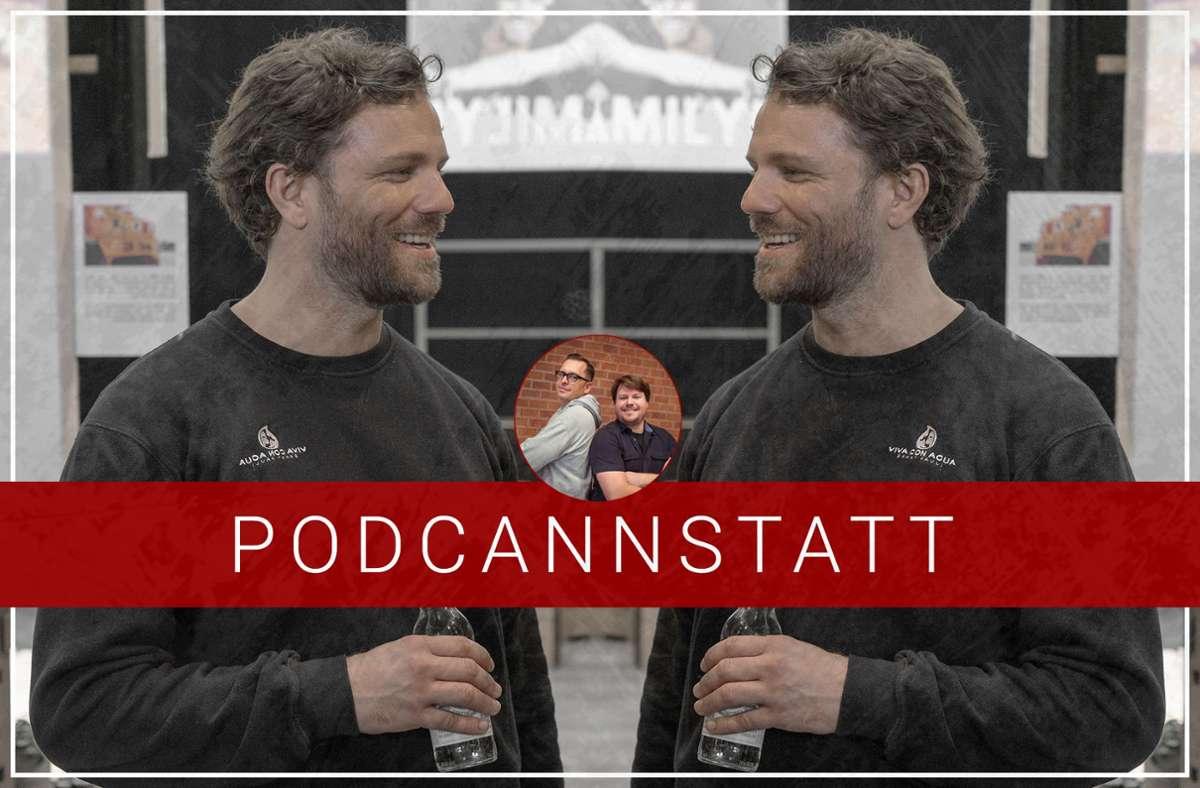 Benny Adrion ist zu Gast in der aktuellen Podcast-Folge zum VfB Stuttgart. Foto: StZN/imago