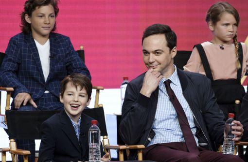 """ProSieben startet neue Serie """"Young Sheldon"""""""