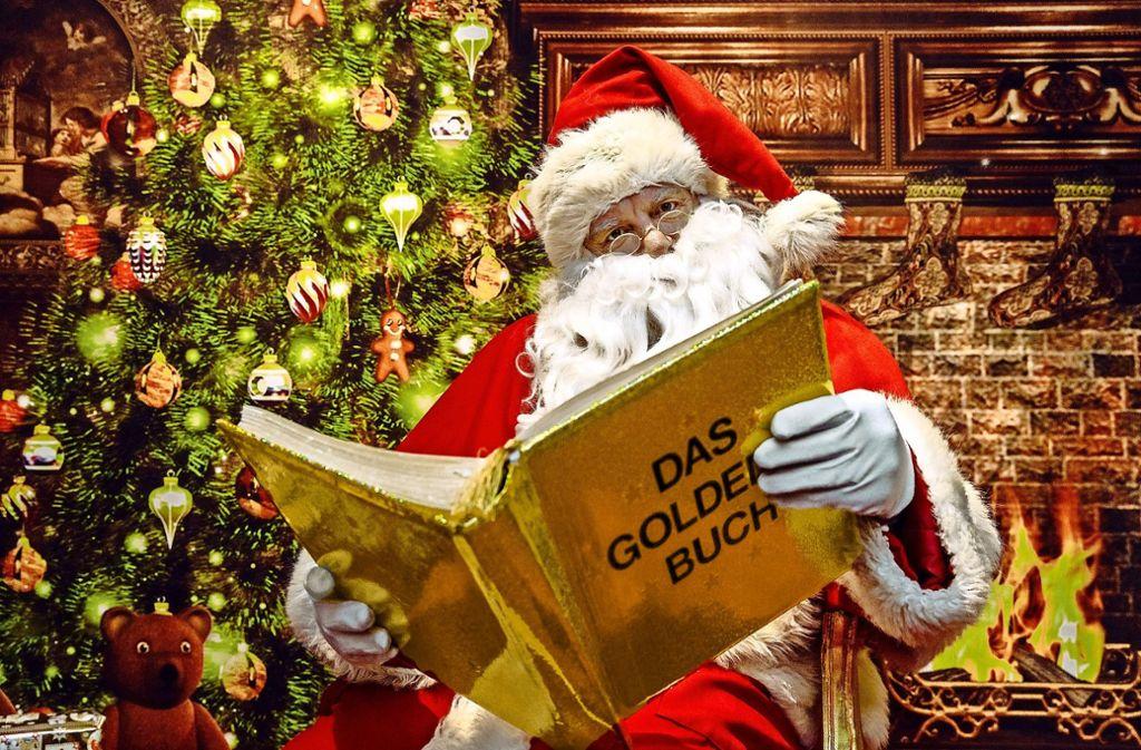 kinder und die weihnachtszeit warum der glaube an den. Black Bedroom Furniture Sets. Home Design Ideas
