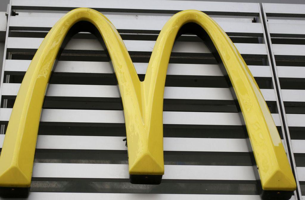 Ab Ende April gibt es bei McDonald's einen veganen Burger zu kaufen. (Symbolbild) Foto: AP
