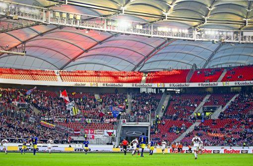 VfB-Talfahrt mit  Folgen