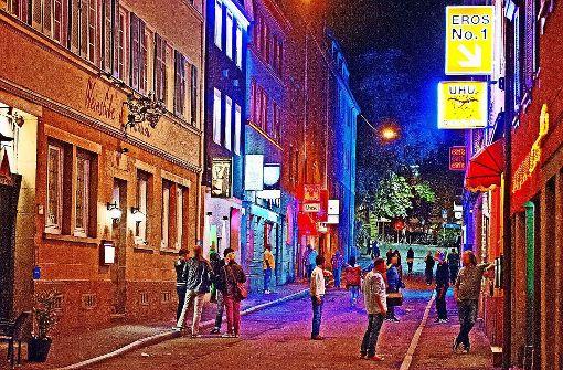 Das Drogen-Problem in der Altstadt verschärft sich