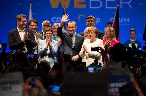 CDU und SPD erzielen erzielen historisch schlechte Ergebnisse