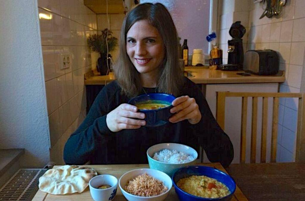 Maren Wiesner ist aus ihrem Sri-Lanka-Urlaub nicht nur mit überwältigenden Eindrücken, sondern auch mit köstlichen Rezepten im Gepäck zurückgekommen - wie dem Kürbis-Curry. Foto: privat
