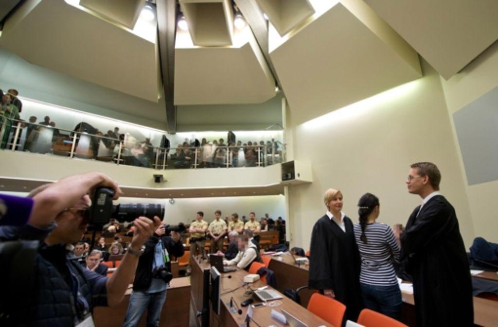 Am Donnerstag hat die Mutter von Uwe Mundlos beim NSU-Prozess über den letzen Kontakt zu ihrem Sohn gesprochen. (Symbolbild) Foto: Getty Images Europe