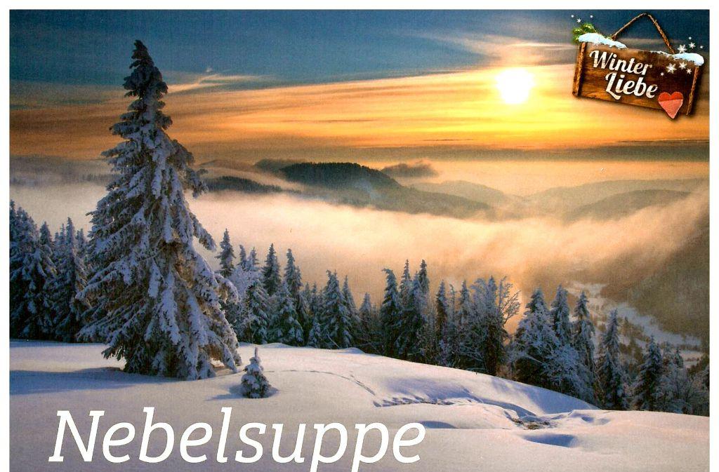 Es ist angerichtet: Der Tourismus im Hochschwarzwald läuft zurzeit bestens. Doch ob    eine Werbekampagne mit auffälligen Text-Bild-Gegensätzen geeignet ist, noch mehr Gäste anzulocken, daran scheiden sich die Geister. Foto: Hochschwarzwald Tourismus