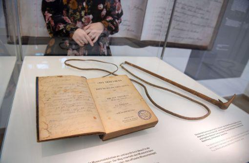 Land kann Witbooi-Bibel zurückgeben