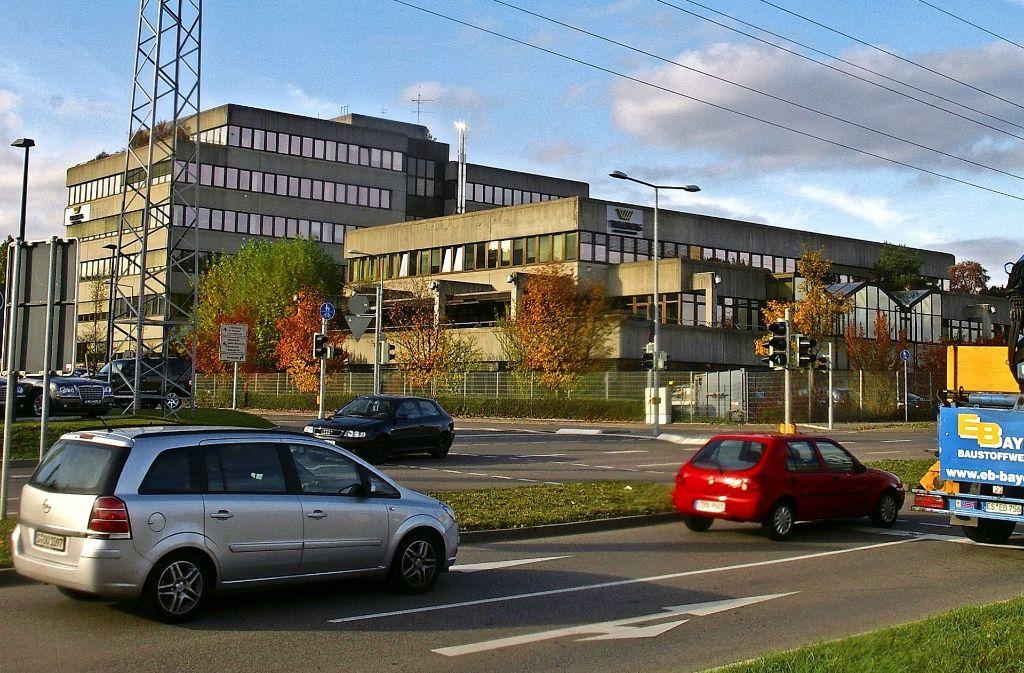Die Freien Wähler wollen einen Ausbau der Nord-Süd-Straße, damit der Verkehr im Bereich des Synergieparks besser abfließen kann. Foto: Archiv Alexandra Kratz